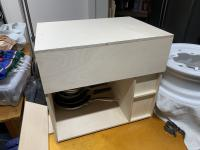 Sears stove chuck box