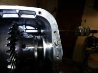 Syncro front diff. lock