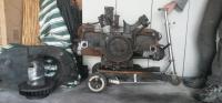 Engine dolly