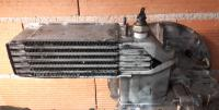 1600 CT oil cooler