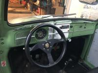 Momo steering wheel and a stock turn signal switch