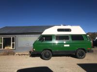 latest hightopped van