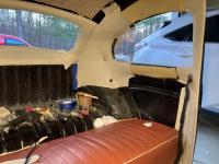 Headliner install on 64 sunroof