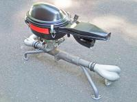 Intake and exhaust for '77 Beetle
