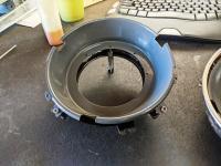 Type 34 Ghia SB-13 Headlight Bucket Refresh