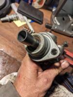 Bigger Master cylinder bored out 25.4mm Vanagon T3