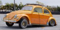 Lowrider oval bug 3d model