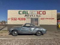 Calexican's 58 Ghia