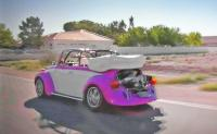 "'77 Super Beetle Cabriolet in ""Counting Cars"" (2013)"