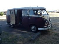 Recently stolen 1964 Caravelle camper bus - help if you can, please.