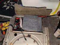 Vanagon wires, house battery