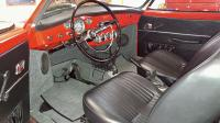 Ghia Painted and filled dash