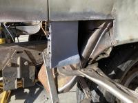 Repairing mudflap area