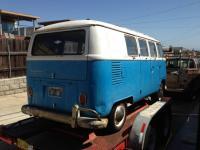 "1967 ""Kombi"" sunroof Bus pre-restoration pics"