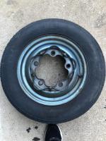 62 Rag top Gulf blue