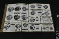 1980 SHELBY Diamondback Wheels Ad