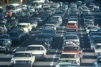 Vintage SoCal Freeway