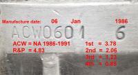 1986 Vanagon Transmission Project