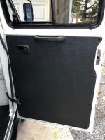 Vanagon Doka panels installed