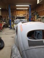 Ben's '56 Ragtop Project