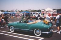 50's Ghia vert