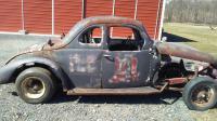 my 1940 Ford Jalopy rebuild