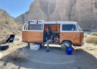 anza borrego camping with Brian