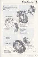 rear brake assembly from vw manual