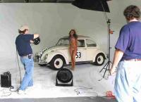 Herbie at the Studio