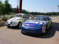 Herbie vs. Jimmy Johnson