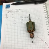 Eberspacher rewinding