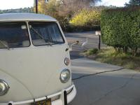 '67 Westy and Great Egret