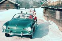 Vintage Ghia Xmas