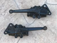 Early lever shocks