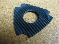 unknown odd-shaped rubber seal