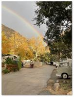 my Single Cab with rainbow