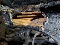 Floor pan replacement pics