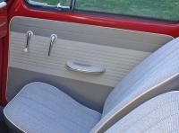 Original door panel, 1963 Beetle