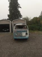 1976 Bus Before and After