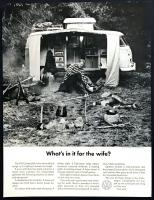 VW Bus ad - What's in it for the wife