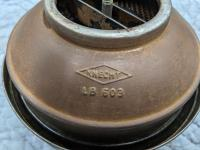 wing nut air cleaner