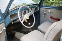 Original untouched 1952 interior