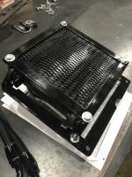 Setrab oil cooler