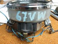 odd 1968 ? speedometer with seven warning light positions
