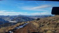 Trip up Mt Virginia