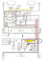 1956 Brake Light Wiring Diagram