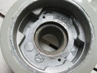 detail shotsof NOS and used 1956 onward Beetle steering wheels