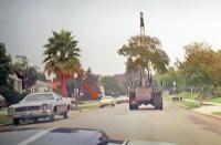 """Beetles, Ghias and Squarebacks in """"Charlie's Angels"""" 1977"""