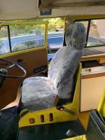 Olive Kombi seat covers
