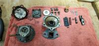 Crusty fuel pump rebuild